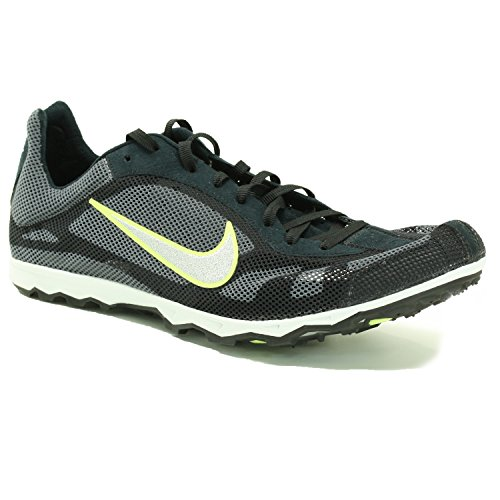 Nike Zoom Xc - Nike 361632 Zoom Forever XC 2 Men's Spike Shoes 001 Gray 12.5