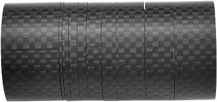 "10 MM 3K Matt 1 1//8/"" Full Carbon Fiber Spacer Stem Bike Bicycle Headset Washer"