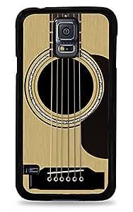 142 Guitar Samsung Galaxy S5 Hardshell Case - Black