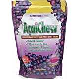 Nutrition Works Amazon Rainforest Acai Chews, 30-Count Bags