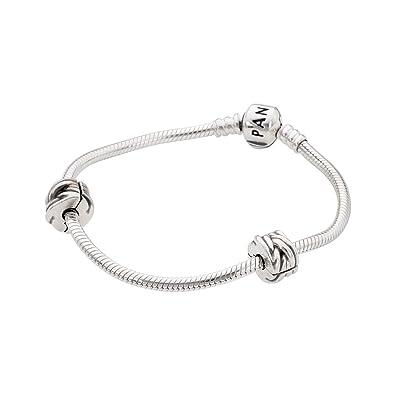 1a67e1558 Image Unavailable. Image not available for. Color: Pandora Women's Iconic  Bracelet Gift Set ...
