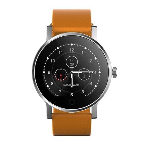 JAYE Relojes Inteligentes, Reloj De Seguimiento De La Actividad A Prueba De Agua con Podómetro