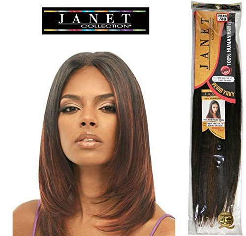 2 PKS DEAL!!! JANET COLLECTION NEW YAKI 12