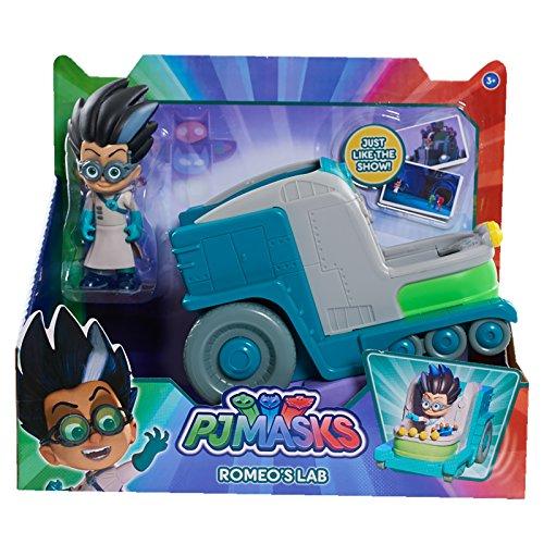PJ Masks Vehicles Romeo, Multicolor ()