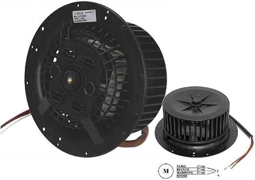Faber - Motor de ventilador para campana extractora universal de 3 velocidades: Amazon.es: Hogar