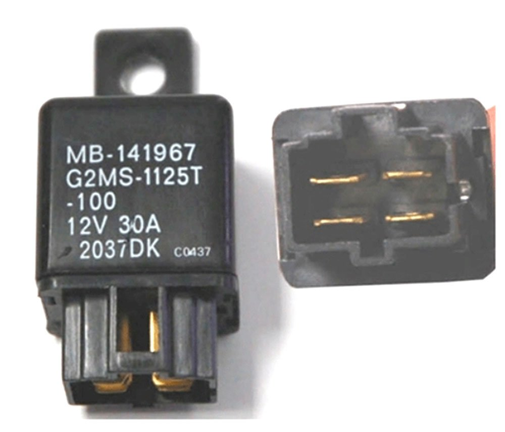 2 Harness Wire Relay 30 Amp Automotive Mb Wiring