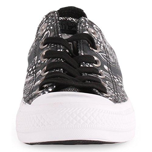 Femme Ox All Design Bottes Taylor Noir Wash Converse Chuck White Classiques Sparkle Black Star TnSwI6w0xq