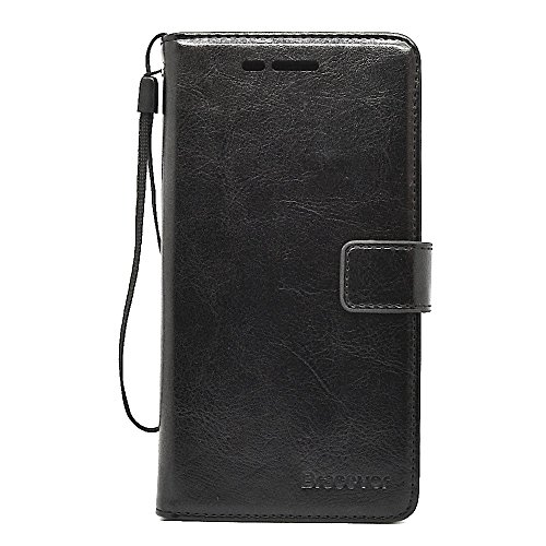 Bracevor OnePlus One (Auto Sleep Wake) Premium Leather Case Flip Cover with inner TPU Case – Executive Brown
