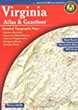 Virginia Atlas & Gazetteer