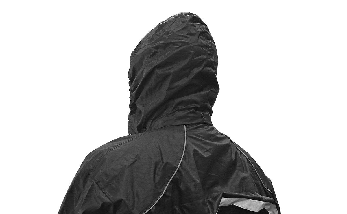 Nelson Rigg Unisex Adult AS-3000-BLK-06-3XL Aston Motorcycle Rain Suit 2-Piece, (Black, XXX-Large), X by Nelson-Rigg (Image #14)