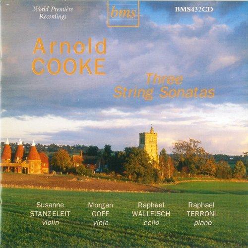 (Arnold Cooke, The String Sonatas by Susanne Stanzeleit (violin))