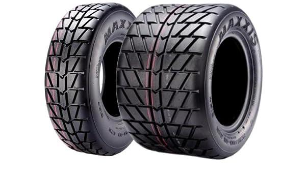 185/88 - 12 (25 x 8.00) C9272 40 N TL Maxxis streetmaxx neumático: Amazon.es: Coche y moto