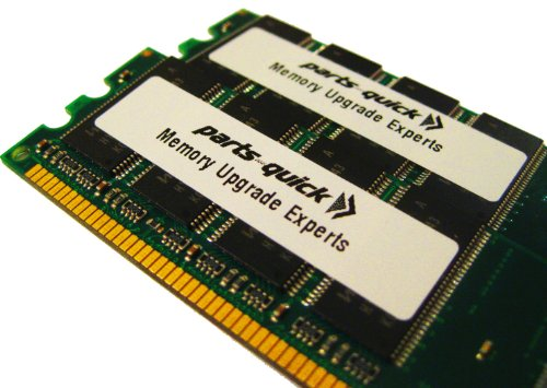 2GB KIT (1GB x 2) Memory Upgrade for Apple PowerBook G4 1.67GHz 15