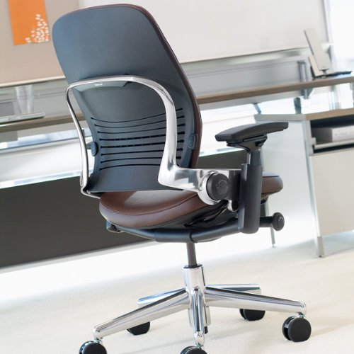 chair chairs office products seating steelcase frameone workspace leap