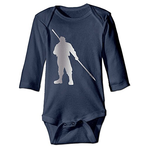 [Final Fantasy Cid Platinum Style Navy Baby Long Jumpsuit] (She Ra Outfit)