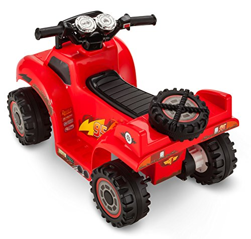 Disney Pixar Cars  V Rs  Ride On Quad