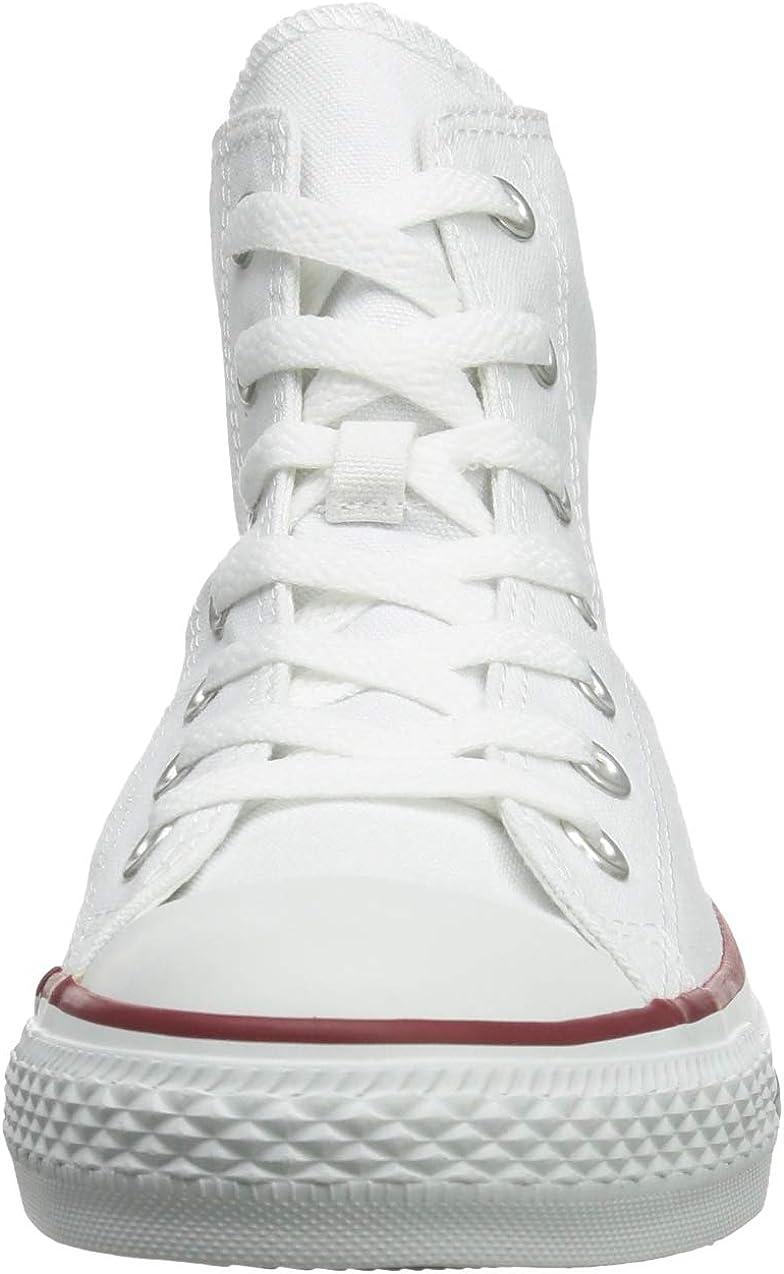 Converse Chuck Taylor All Star Season Ox Chaussures en tissu pour enfant Blanc