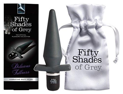Fifty Shades of Grey Anal Plug mit Vibration (1 x 1 Stück)