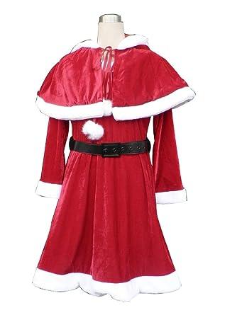 Mtxc mujer Navidad Cultura de Cosplay disfraz Navidad Chica 9th ...