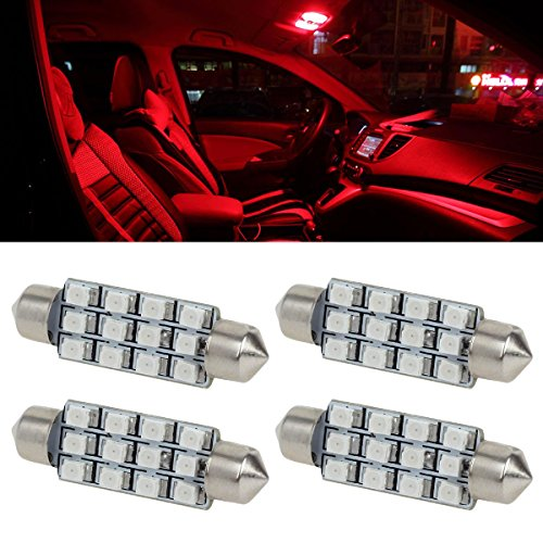 Interior Led Lights Red