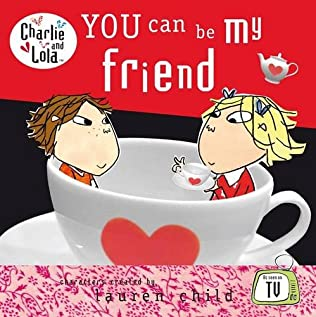 book cover of You Can Be My Friend