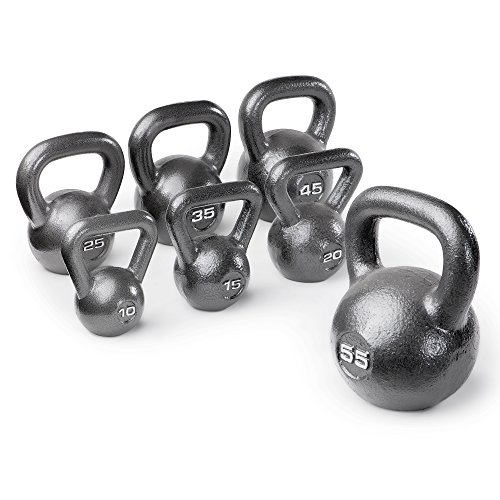 Marcy Hammertone Kettle Bells 10 to 55 lbs. HKB Workout Weights
