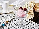 Dessert  Ice cream cups Mini trifle bowls,salad
