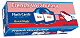 French Vocabulary Flash Cards (Academic)