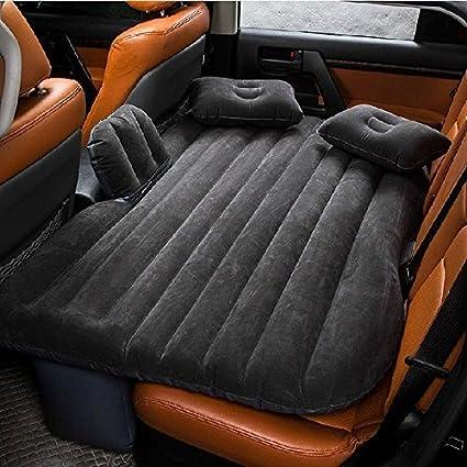 Amazon.com: Super PDR multifuncional Auto coche cama de aire ...