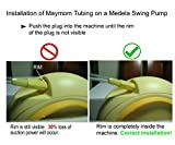 Maymom Tubing Set for Medela Swing-Maxi Breastpump
