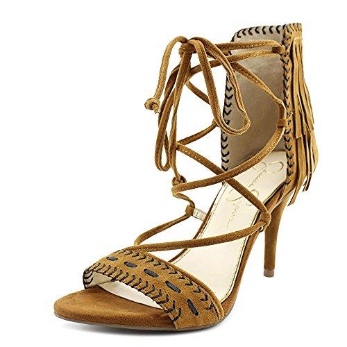 Jessica Brown Simpson Jessica Spice Dress Simpson Mareya Sandal Women's Fancy zHE7xw7g