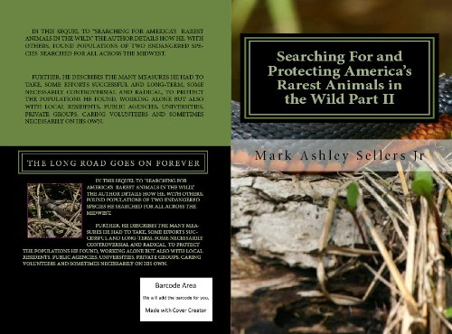 Searching for and Protecting the Rarest of America's Animals in the Wild (Searching for America's Rarest Animals in the Wild Book 2) ()