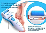 Nature Tech Pedi Electronic Pedicure Foot File
