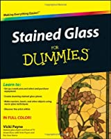 Stained Glass For Dummies Front Cover