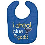 WinCraft NHL St. Louis Blues WCRA2194314 All Pro Baby Bib