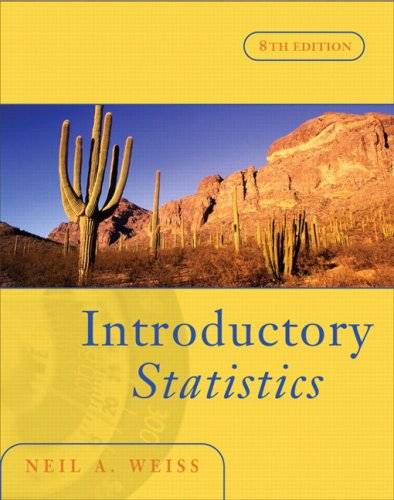Introductory Statistics (8th Edition)