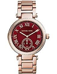 Michael Kors MK6086 Ladies Skylar Rose Gold Plated Watch