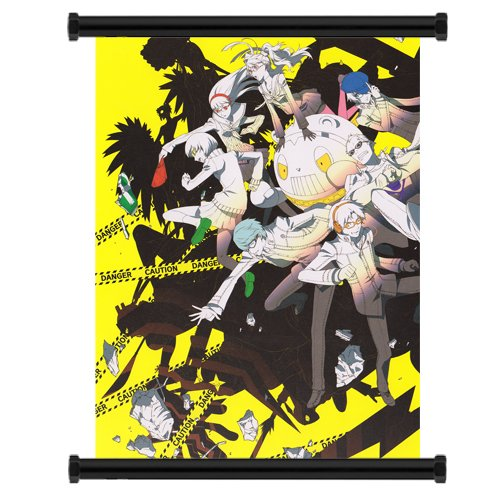 Shin Megami Tensei Persona 4 Game Fabric Wall Scroll Poster