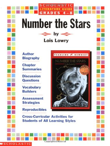 Book cover for Number the Stars