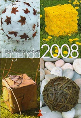 Agenda 2008 (l)une Annee de Land Art: Amazon.es: Pouyet ...