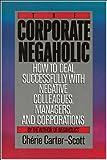The Corporate Negaholic, Cherie Carter-Scott, 0394586220