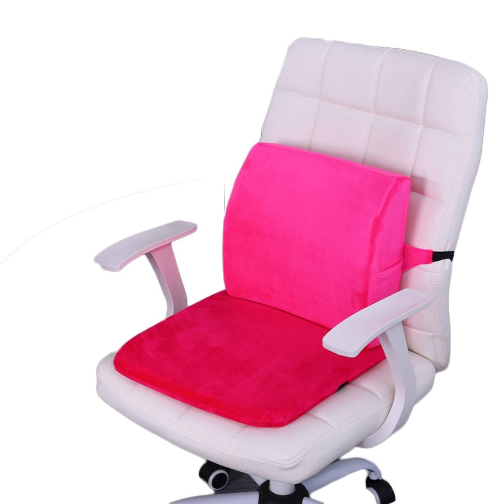 Espuma de la memoria Cojines de la silla,Silla de oficina de ...
