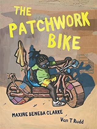 book cover of The Patchwork Bike