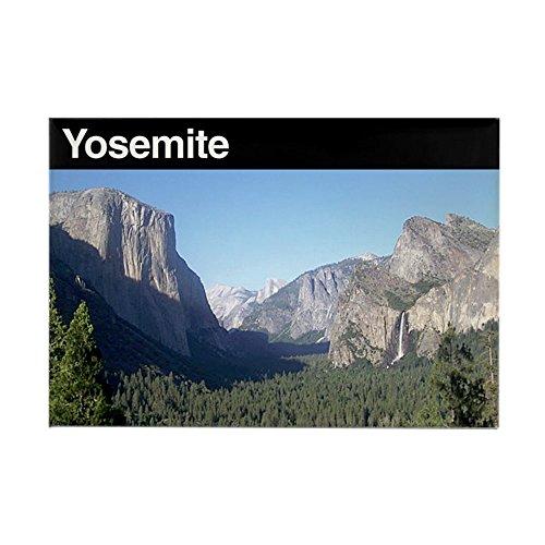 yosemite refrigerator magnet - 4