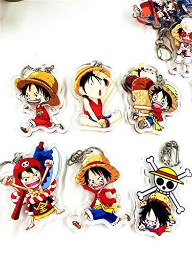 Amazon.com: AUDTEE 1pcs 6cm One Piece Sanji Tony Chopper ...