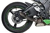 Hotbodies Racing 51101-2101 Black Megaphone Slip-On Exhaust