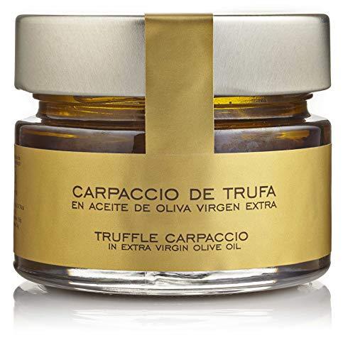 La Chinata, Carpaccio de Trufa en Aceite de Oliva Virgen Extra – 120 gr