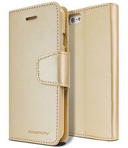 IPhone 7 Plus Hülle, [Sonata Diary] VENTER® [Drop Protection] [Wallet Hülle] Kunstleder Hülle [ID Card & Cash-Slot] w / Standplatz -Abdeckung für IPhone 7 Plus