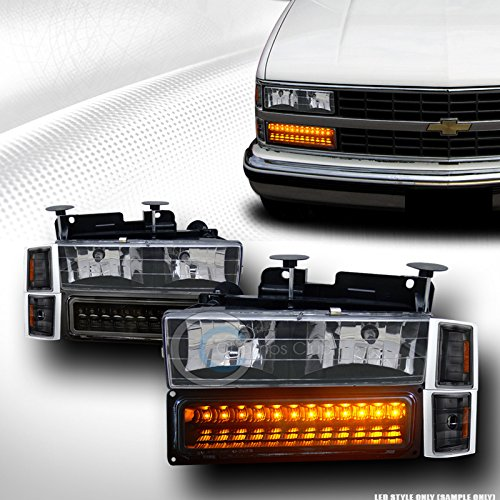 1998 chevy truck bumpers - 5