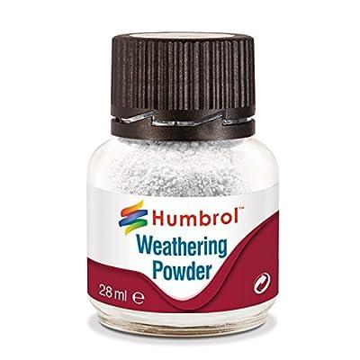 Humbrol AV0002 Weathering Powder White Model Kit: Toys & Games